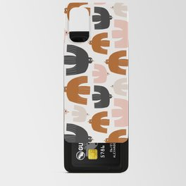 Birds In Flight   Mixed Palette Android Card Case