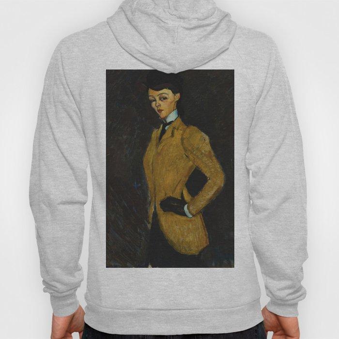 "Amedeo Modigliani ""L'Amazone"" Hoody"