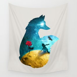 The Most Beautiful Thing (light version) Wall Tapestry