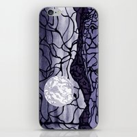 cracked iPhone & iPod Skins featuring Cracked by Mel Moongazer