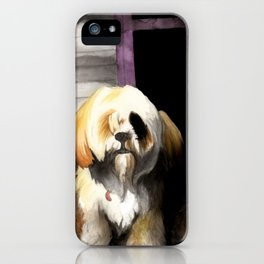 Afternoon Sentries iPhone Case