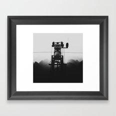 apocalypses #2 Framed Art Print