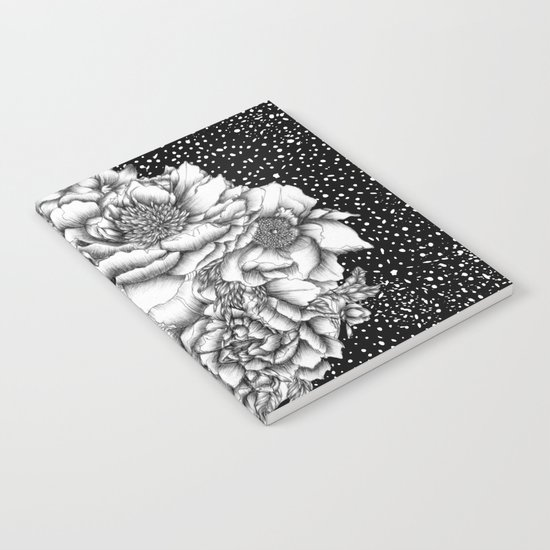 Moon Abloom Notebook
