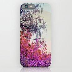 Dibujando un sol en el bosque Slim Case iPhone 6s