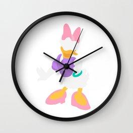 Daisy Duck Wall Clock