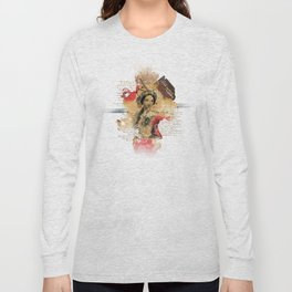 Shakespeare Ladies #1 Long Sleeve T-shirt