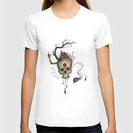 Little House on the Scary  T-shirt