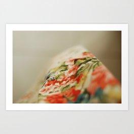 Flower Abstract #01 Art Print