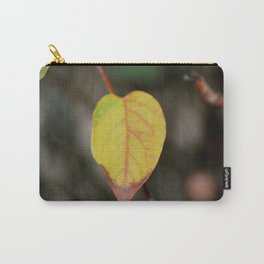 Red and Yelow Leaf Carry-All Pouch