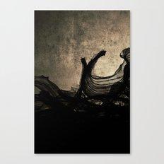 An Ocean of Dischord Canvas Print