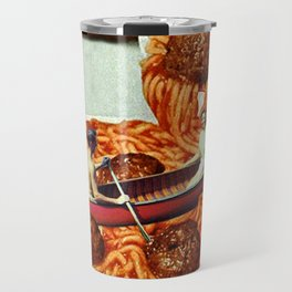 Meatballs Travel Mug