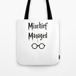 Mischeif Managed Tote Bag