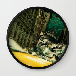 No God's Gonna Save You Now Wall Clock