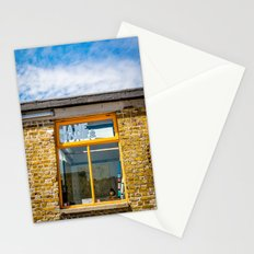 View Inside and Above Stationery Cards
