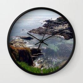 California Coast 03 Wall Clock