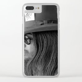 russel Clear iPhone Case
