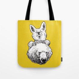 foxbear Tote Bag