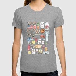 New Girl T-shirt