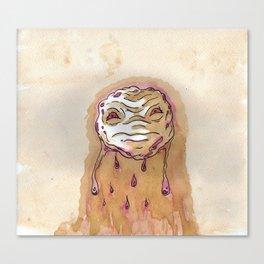 Meatball Canvas Print