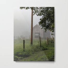 Rustic Barn Metal Print