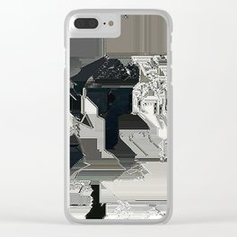 artifacts Clear iPhone Case