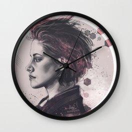 Teenage Love Wall Clock