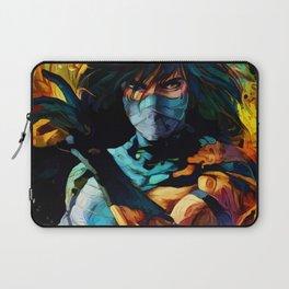 Colorful Shinigami Laptop Sleeve