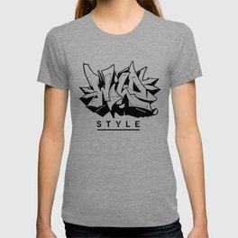Wild Style AU ver0.1 T-shirt