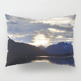 Dark Side of the Mountain #1 Pillow Sham