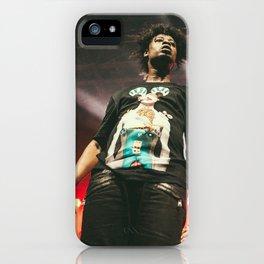 Danny Brown Live Concert iPhone Case