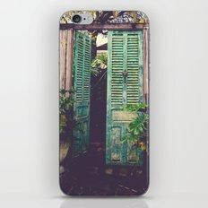 Saint Augustine Garden iPhone & iPod Skin
