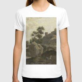 J.G. Schieblius - Italian Landscape T-shirt