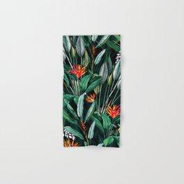Midnight Garden V Hand & Bath Towel