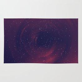Infinite Galaxy Rug