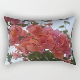 Bougainvillea At Daybreak Rectangular Pillow