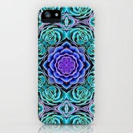 Echeveria Bliss iPhone Case