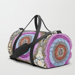Mandala of a Lost Dog Duffle Bag