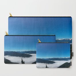 the edges of the earth Carry-All Pouch