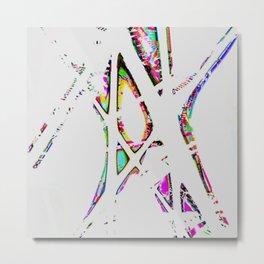 PiXXXLS 811 Metal Print