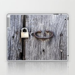 Hidden Door Laptop & iPad Skin
