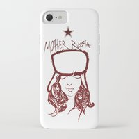 russia iPhone & iPod Cases featuring Mother Russia by Hoolianne