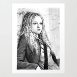 Dakota Art Print