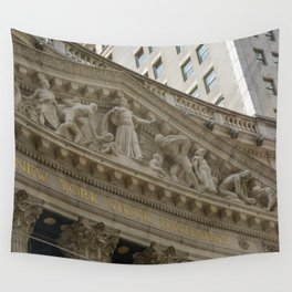 Finance Bros Wall Tapestry