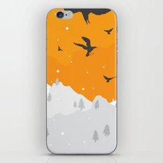 Winter Hills iPhone & iPod Skin