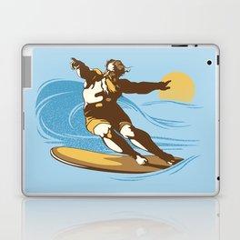 God Surfed Laptop & iPad Skin