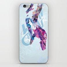 Body Canvas iPhone & iPod Skin