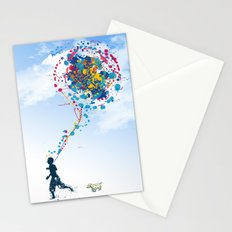 child creation chronicle 2 Stationery Cards