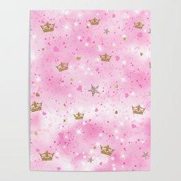 Pink Princess Poster