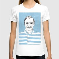 budapest hotel T-shirts featuring Ralph Fiennes. The Grand Budapest Hotel.  by Elena O'Neill
