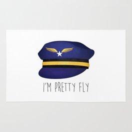 I'm Pretty Fly Rug